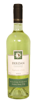 House of wines Zivkovic Djerdan Chardonnay