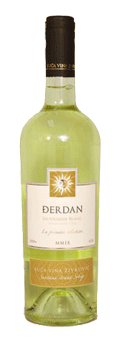 House of wines Zivkovic Djerdan Sauvignon Blanc